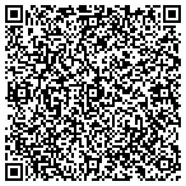 QR-код с контактной информацией организации «МегаБэстФуд»