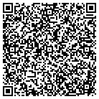 QR-код с контактной информацией организации САССАФЭШЕН