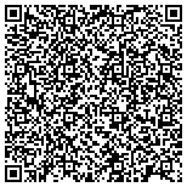 QR-код с контактной информацией организации ООО 1 - ое Химкинское бюро по ремонту окон