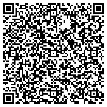 QR-код с контактной информацией организации ФИТНЕСС-ТЕХНОЛОДЖИ