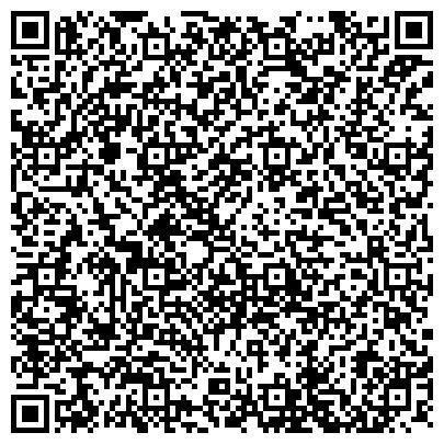 QR-код с контактной информацией организации ЦЕНТРАЛЬНАЯ АВИАКАССА АЭРОВОКЗАЛА АЛМАТЫ АВАНГАРД-АВИА