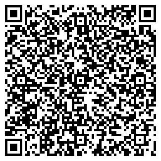 QR-код с контактной информацией организации ИЗОАРТ