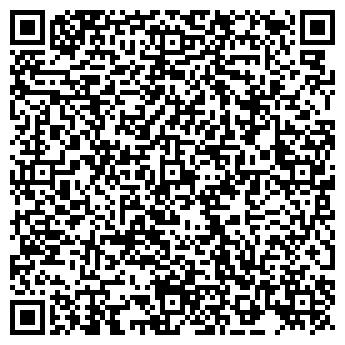 QR-код с контактной информацией организации ООО ОЛСА
