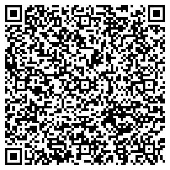 QR-код с контактной информацией организации NOVOPROM