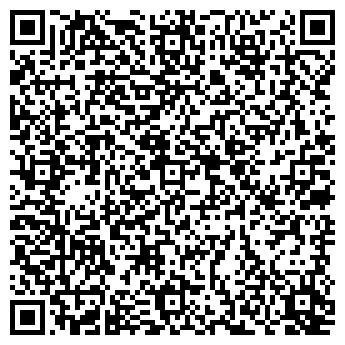 QR-код с контактной информацией организации шоу-балет Reverance