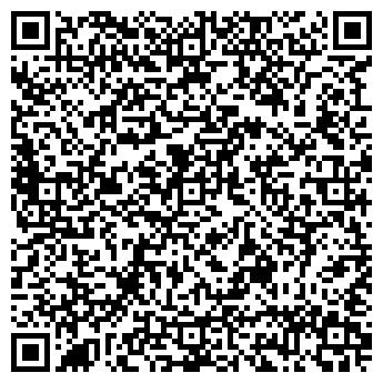 QR-код с контактной информацией организации КОЧКОРСКАЯ РАЙОННАЯ БИБЛИОТЕКА