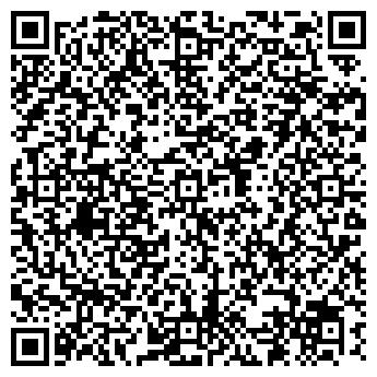 QR-код с контактной информацией организации ИНВЕСТСТРОЙ, ЗАО