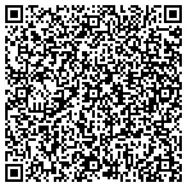 QR-код с контактной информацией организации ЖИЛАЯ СРЕДА, ЗАО
