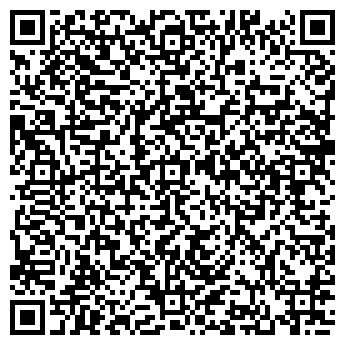 QR-код с контактной информацией организации ООО СПОРТПРОЕКТ
