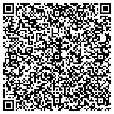 QR-код с контактной информацией организации Цветывесна
