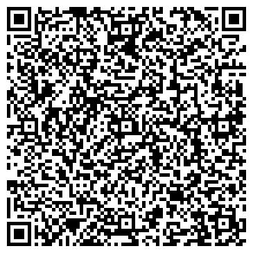 QR-код с контактной информацией организации ООО Торговый дом Ганза