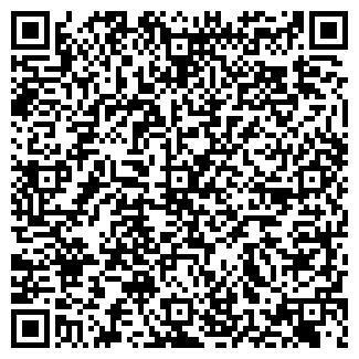 QR-код с контактной информацией организации Д-СЕРВИС