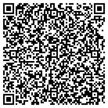 QR-код с контактной информацией организации АПТЕКА № 107 ЦЕНТРАЛЬНАЯ РАЙОННАЯ
