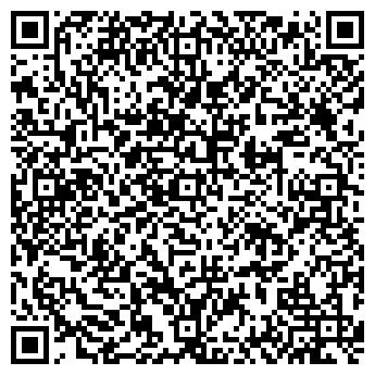 QR-код с контактной информацией организации ПЛАНЕТА РАДОСТИ