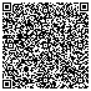 QR-код с контактной информацией организации АЛЕКСАНДРОВСКИЙ ПЛЮС ТЦ