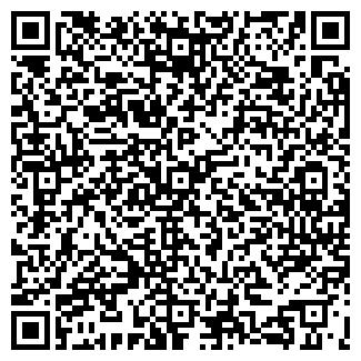 QR-код с контактной информацией организации САНАМО