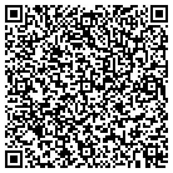 QR-код с контактной информацией организации ООО Образовательный Центр «NiHao»