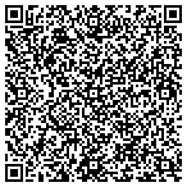 QR-код с контактной информацией организации Православный приход Трех Святителей