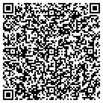 QR-код с контактной информацией организации ВОСКРЕСЕНСКИЙ ХРАМ