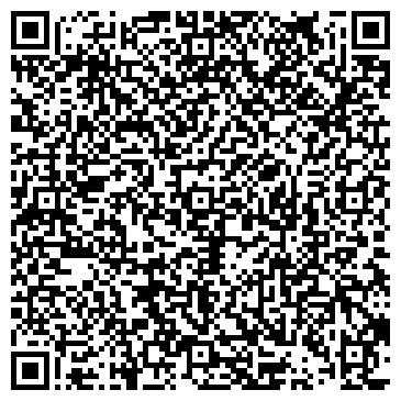 QR-код с контактной информацией организации Приход храма в честь Рождества Христова