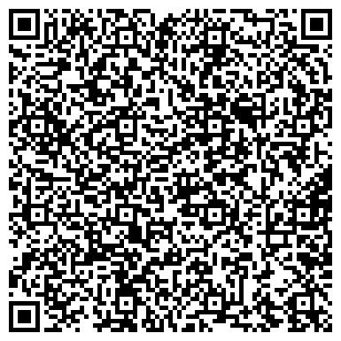 """QR-код с контактной информацией организации Натяжные потолки """"Панда Студио"""""""