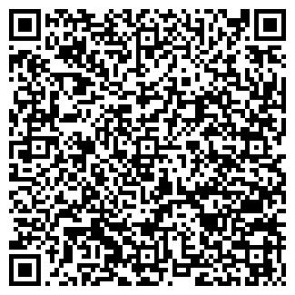 QR-код с контактной информацией организации ТОО ТОККАТА
