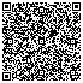 QR-код с контактной информацией организации ПРАВЛЕНИЕ СЛЕПЫХ ВОС
