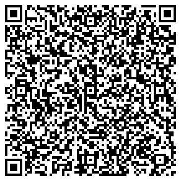 QR-код с контактной информацией организации ТОО Зелёный город
