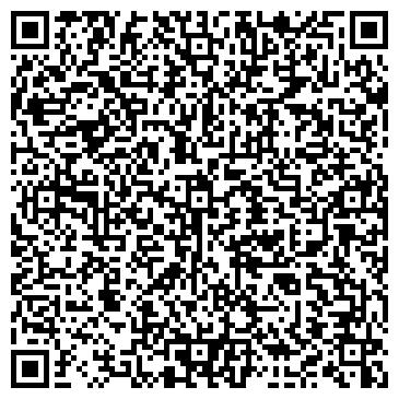 QR-код с контактной информацией организации Ресторан для питомца