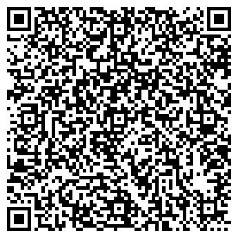 QR-код с контактной информацией организации ИНТЕР-ТРЕЙД-ЮНИОН