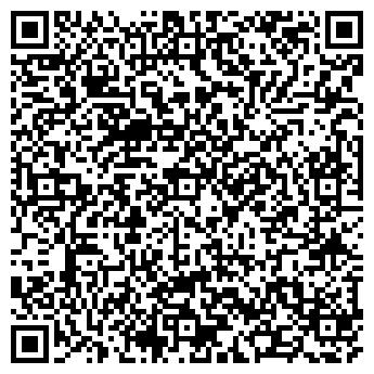 QR-код с контактной информацией организации БИБЛИОТЕКА № 91