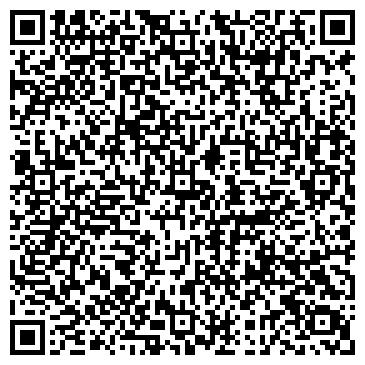QR-код с контактной информацией организации ДЕТСКАЯ БИБЛИОТЕКА № 58