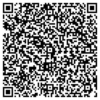 QR-код с контактной информацией организации ОКНА-ВЕСТ
