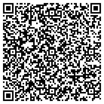 QR-код с контактной информацией организации ОКОННЫЙ ДИЗАЙН, ООО