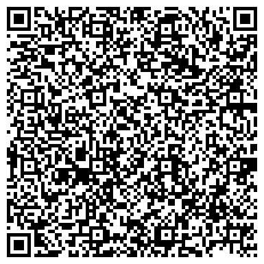 QR-код с контактной информацией организации ООО ПОВОЛЖСКИЙ КОВРОВЫЙ ЦЕНТР В САРАТОВЕ