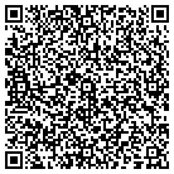 QR-код с контактной информацией организации РОЗА САЛОН САНТЕХНИКИ