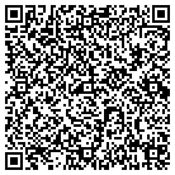 QR-код с контактной информацией организации ООО Домодел