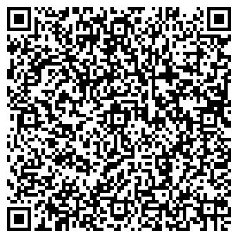 QR-код с контактной информацией организации ООО АВ Трейдинг