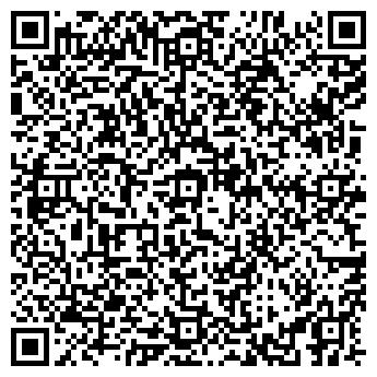 QR-код с контактной информацией организации ООО Adanex-Inblu