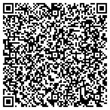 QR-код с контактной информацией организации Дизайн-студия ШЕДЕВР
