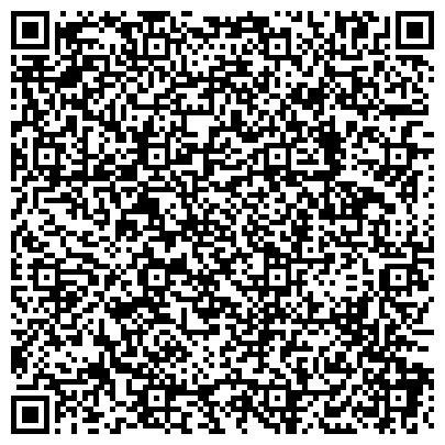 QR-код с контактной информацией организации ООО Художественная студия Насти Самохваловой