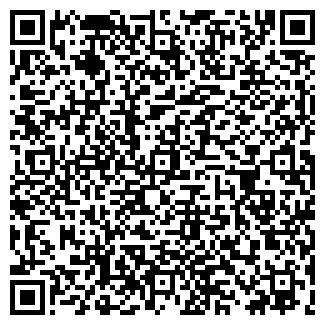 QR-код с контактной информацией организации МЯСО, РЫБА