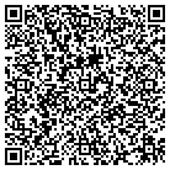 QR-код с контактной информацией организации ООО Логистро