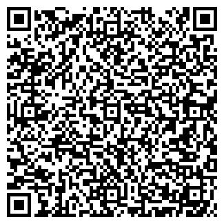 QR-код с контактной информацией организации ДЕТИ УЛИЦ