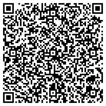 QR-код с контактной информацией организации ООО Parterre de Fleurs