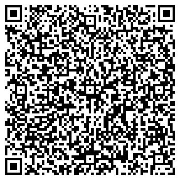 QR-код с контактной информацией организации РБК ХОСТИНГ ЦЕНТР
