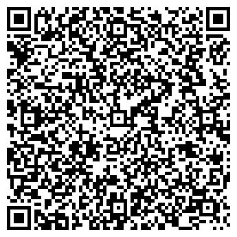 QR-код с контактной информацией организации ООО Окна плюс