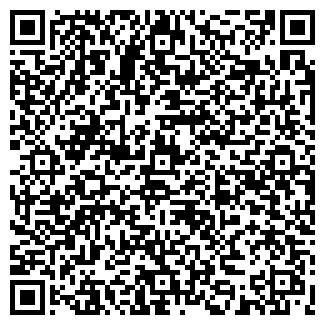 QR-код с контактной информацией организации EVANTY
