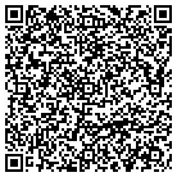 QR-код с контактной информацией организации РАДУЖНЫЙ ВИТРАЖ