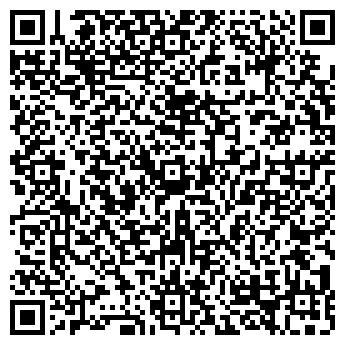 QR-код с контактной информацией организации ЧОУ Матрица KZ